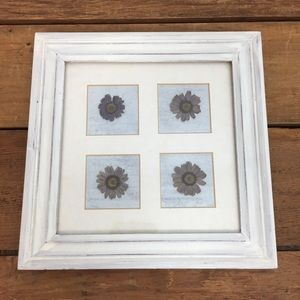 Other - Pressed Flower Framed Collage